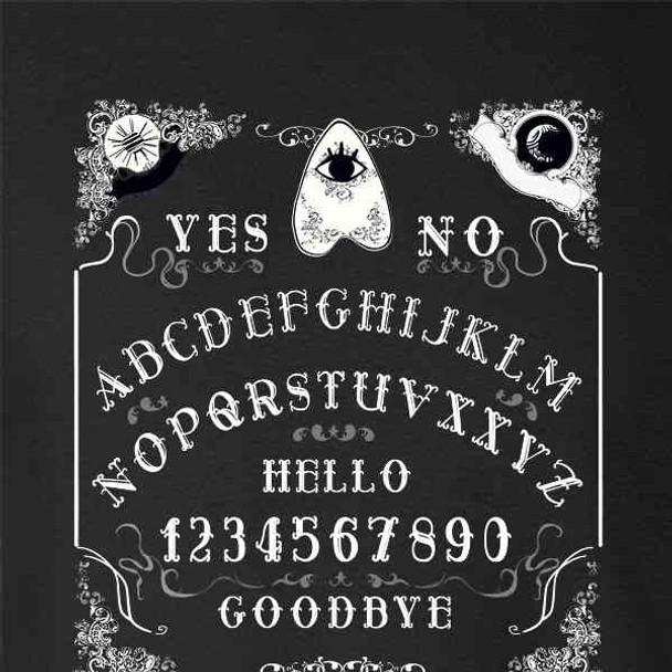 Ouija Board Seance Spirit Board Design Costume