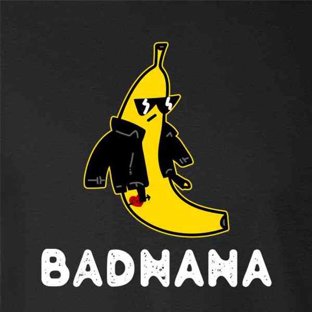 Badnana Bad Banana Funny Fruit