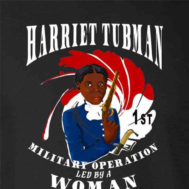 Harriet Tubman 1st Female Led Military Operation