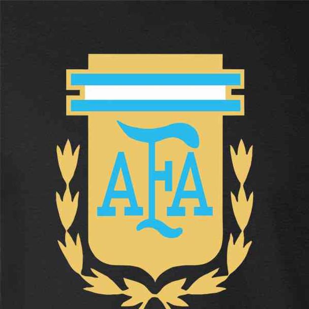 Argentina Futbol Soccer National Team Crest