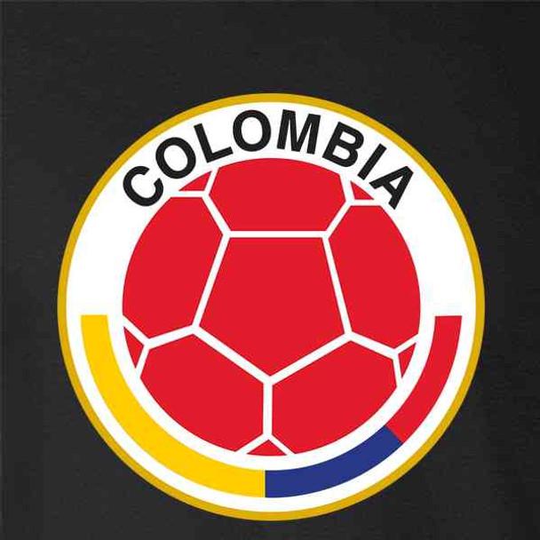Colombia Futbol Soccer National Team Crest