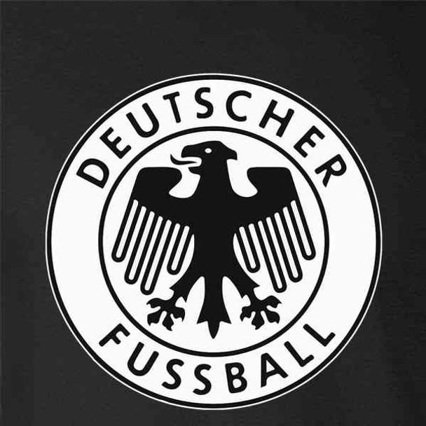 Germany Soccer Retro National Team Crest Costume