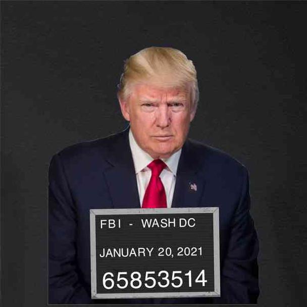 Donald Trump Mugshot Funny Political