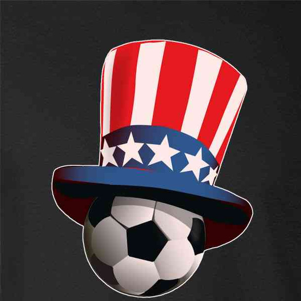 USA Soccer Retro National Team Uncle Sam Hat