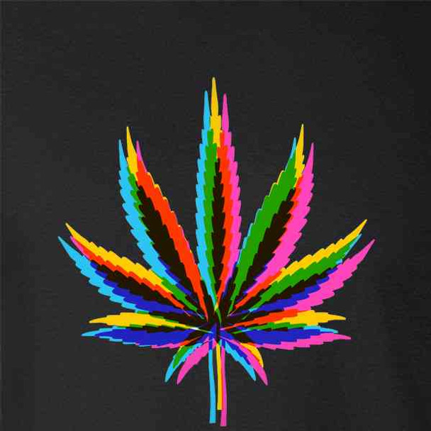 Weed Mirage Marijuana Pot 420