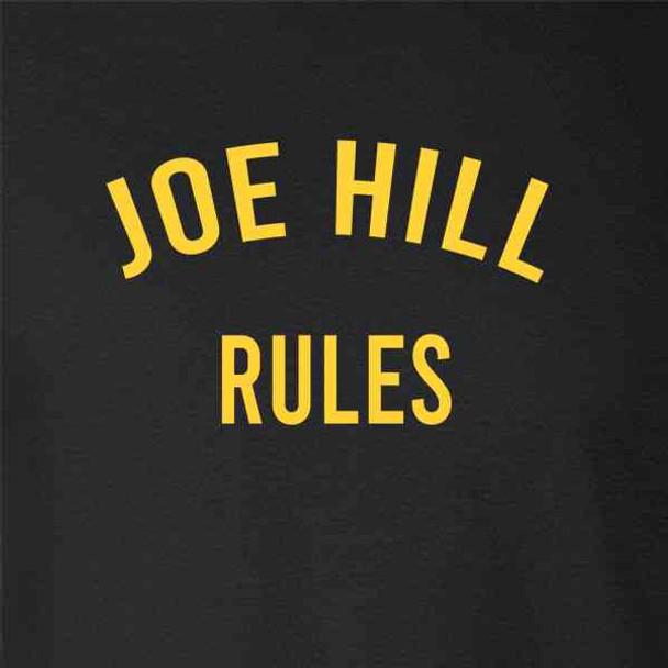 Joe Hill Rules Horror Books Funny Costume