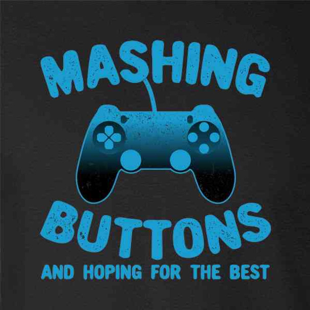 Mashing Buttons and Hoping For The Best PS Gamer