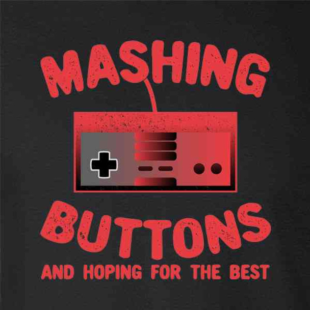 Mashing Buttons & Hoping For The Best Retro Gamer