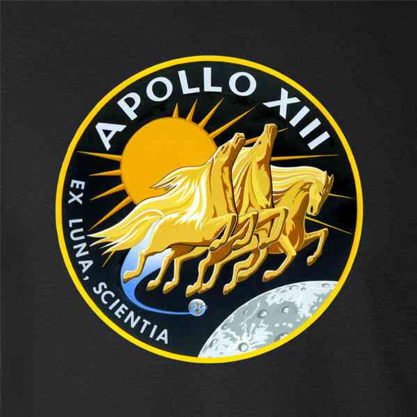 Apollo 13 Mission Patch NASA Approved Movie Film