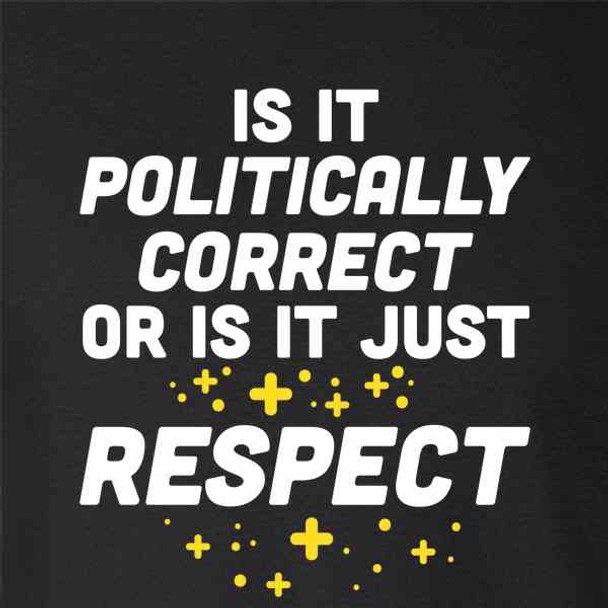 Is It Politically Correct or Just Respect Equality