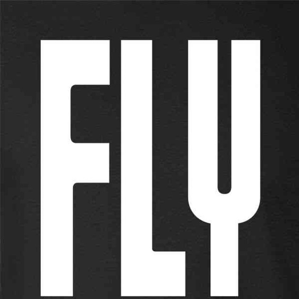 FLY 90s Slang Retro Vintage Style Funny
