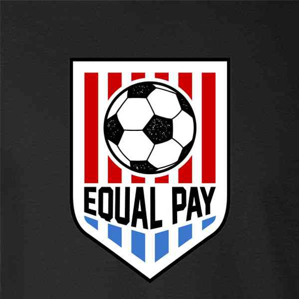 Equal Pay USA Women Soccer National Team Power