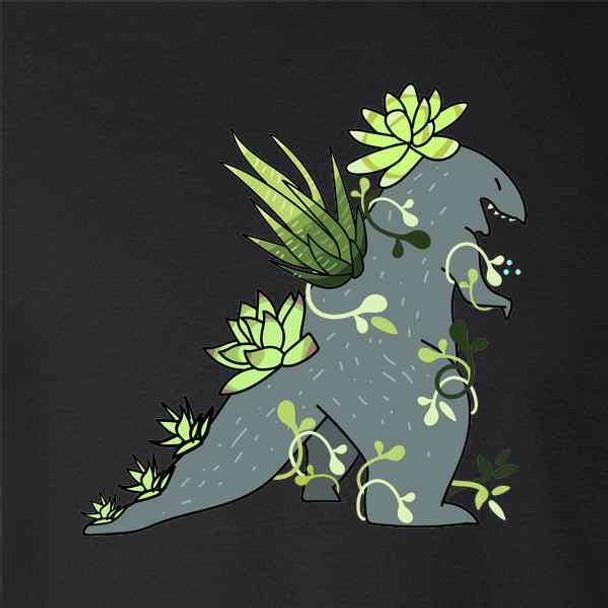 Plantzilla Succulent Kaiju Funny Monster Plants