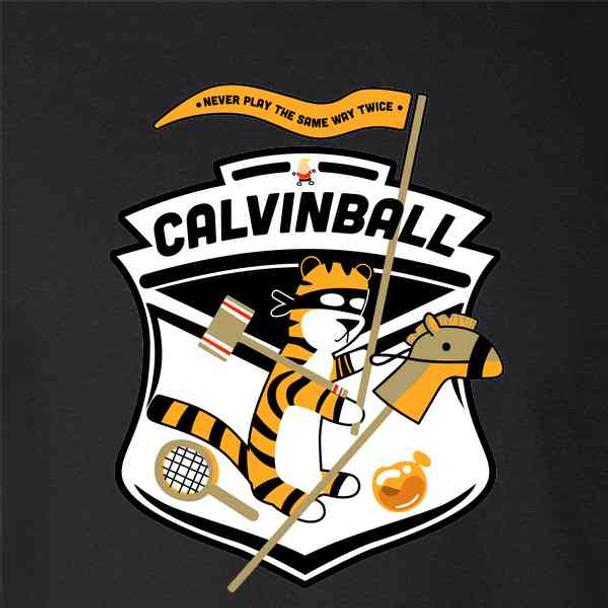 Calvinball Never The Same Game Twice Funny Cute Retro