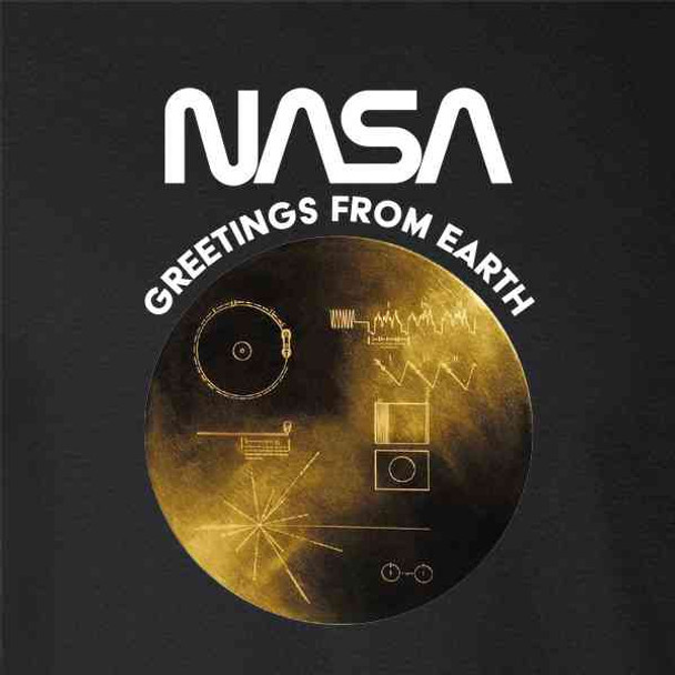 NASA Approved Golden Record Greetings From Earth