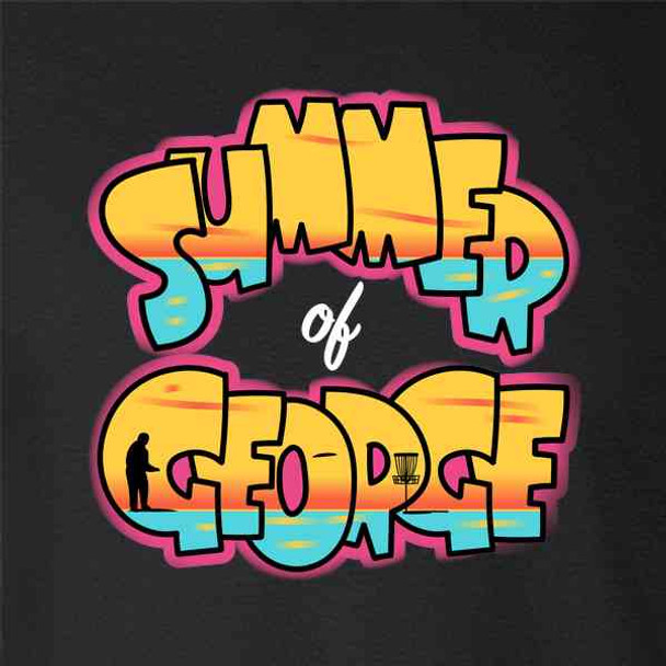 Summer Of George 90s Graphic Funny Vacation Retro
