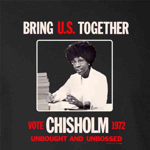 Shirley Chisholm 72 For President Black History
