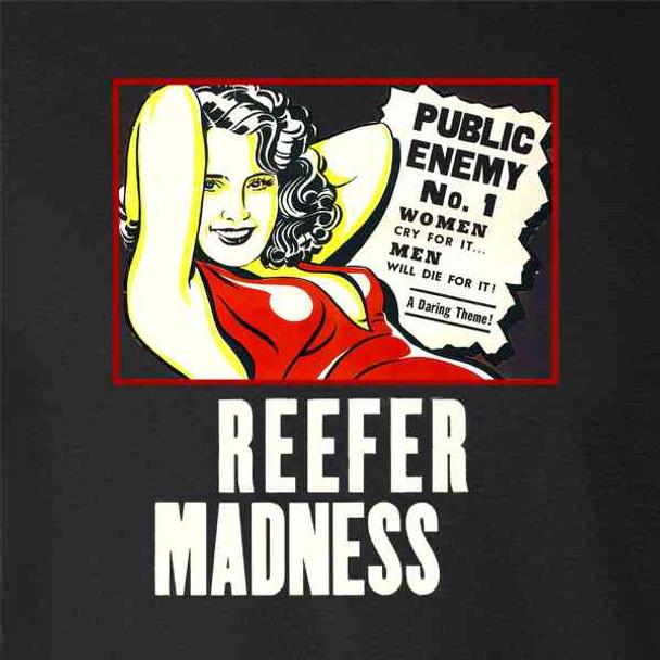Reefer Madness Woman Movie Marijuana Weed Cannabis