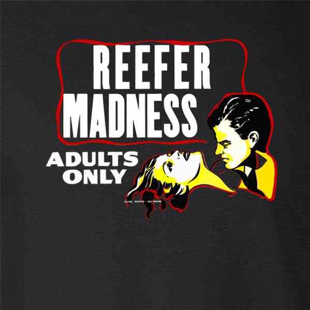 Reefer Madness Movie Marijuana Weed Cannabis Retro