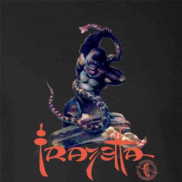 Frank Frazetta 8th Wonder Fantasy Horror Art