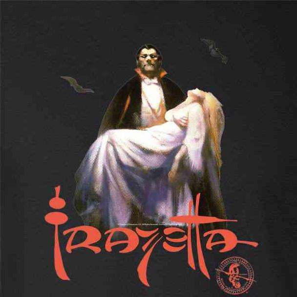 Frank Frazetta Draculas Bride Horror Art Vampire