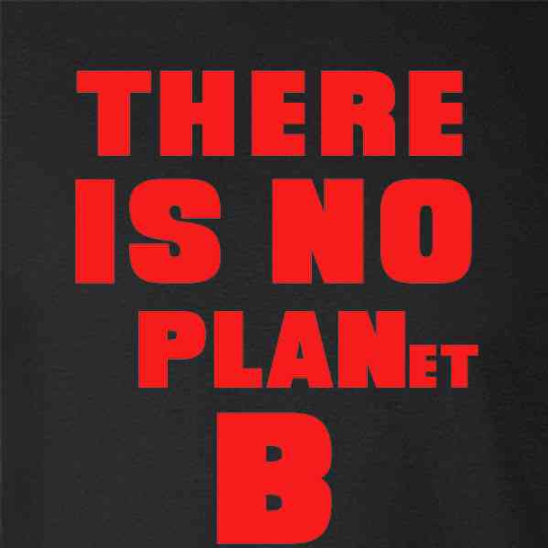 There Is No Planet B Climate Change Save Earth