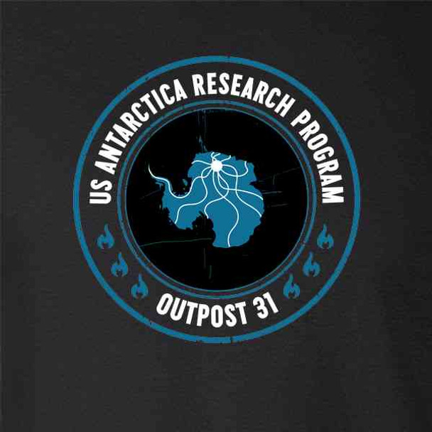 Outpost 31 US Antarctica Research 80s Movie