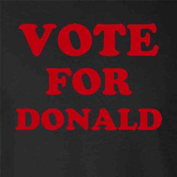 Vote for Donald Trump 2020 Retro Campaign Funny