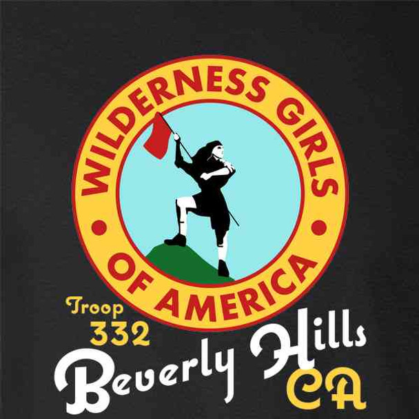 Wilderness Girls Troop 332 Beverly Hills Costume