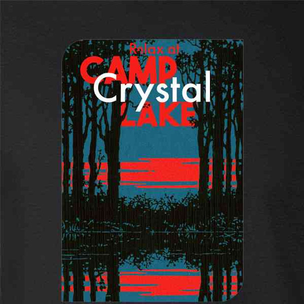 Relax At Camp Crystal Lake Retro Movie Travel