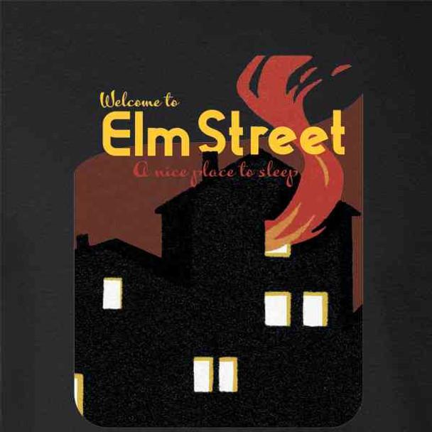 Welcome To Elm Street Retro Horror Movie Travel