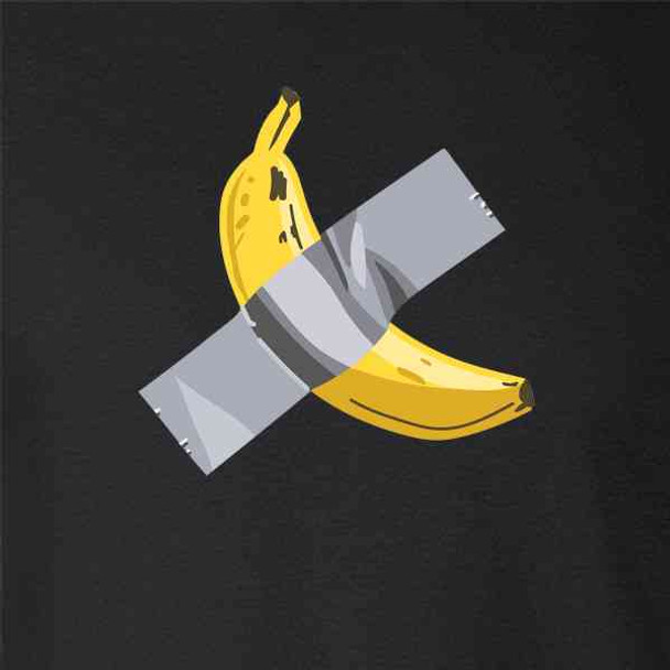120k Dollar Duct Tape Banana Art For Rich People