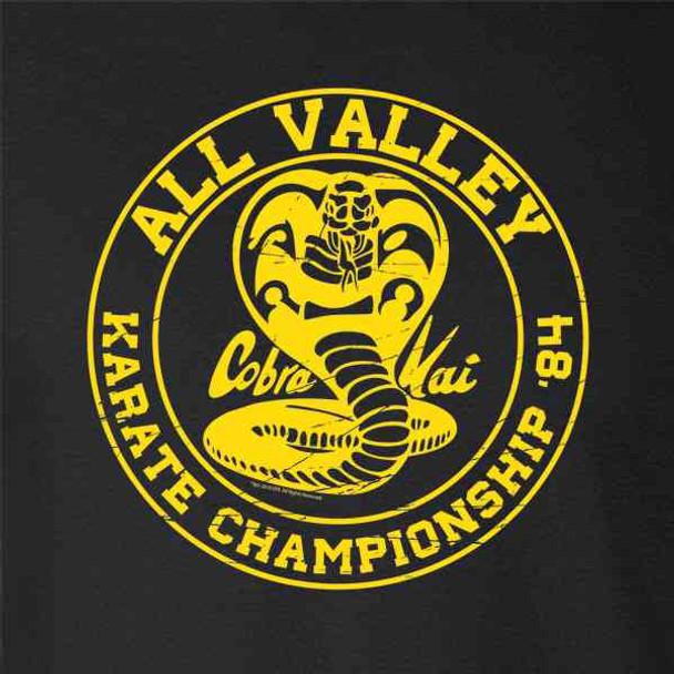 Cobra Kai All Valley Karate Championship 1984