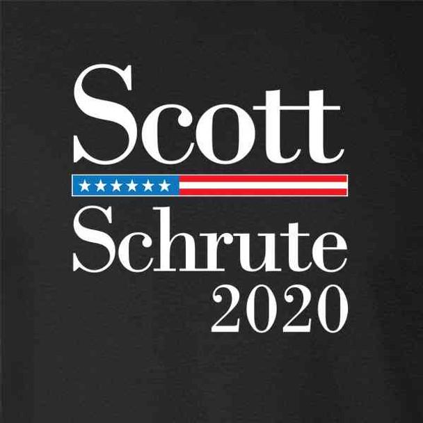Scott Schrute 2020 Election Campaign Funny