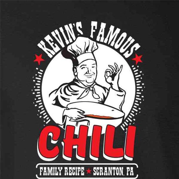Kevins Famous Chili Scranton PA Funny