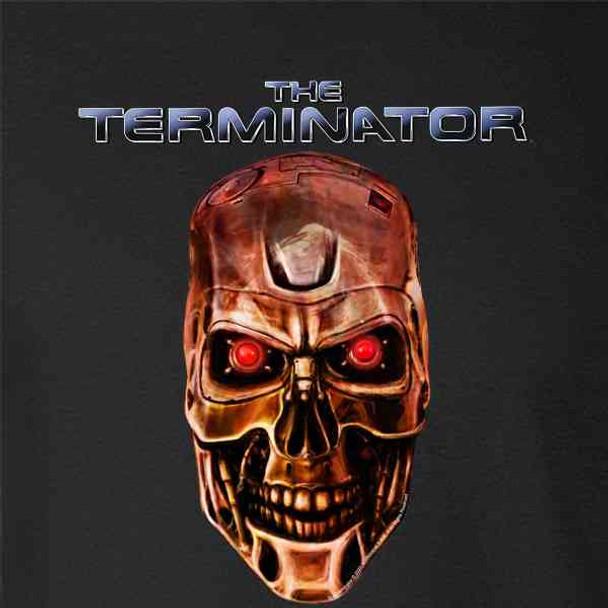 The Terminator Evil Cyborg Skull Movie