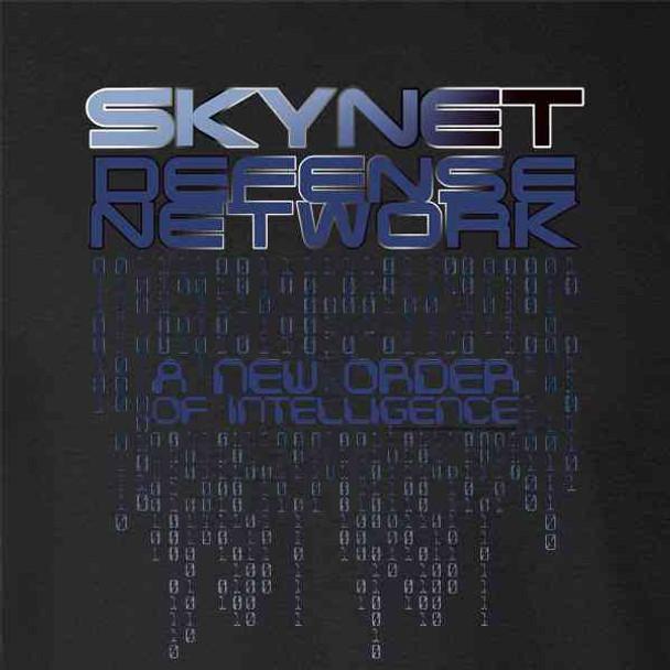 The Terminator Skynet Defense Network Code