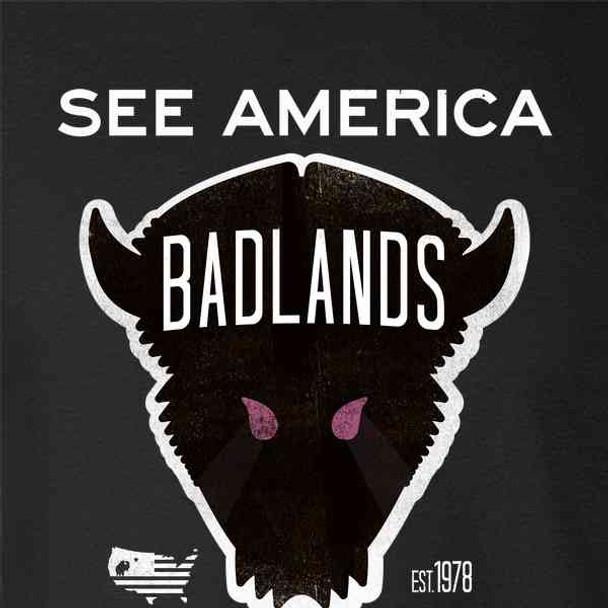 Badlands National Park by Matt Brass Travel