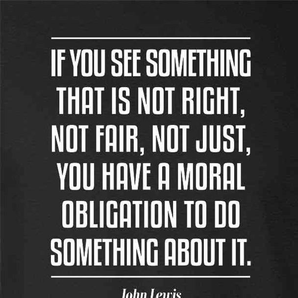 John Lewis Quote Civil Rights Activist Leader