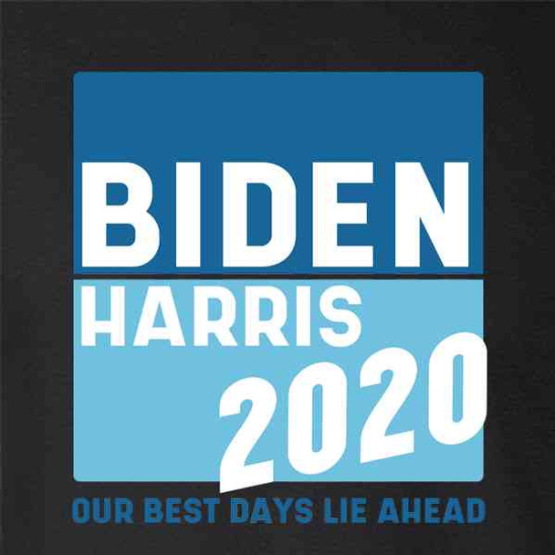 Biden Harris 2020 Best Days Lie Ahead Campaign