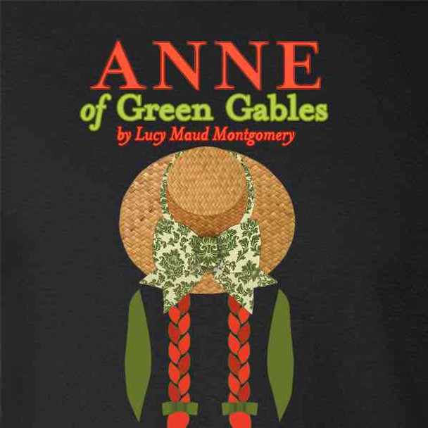 Anne of Green Gables Lucy Maud Montgomery Book Art