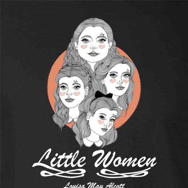 Little Women Louisa May Alcott Book Cover Art