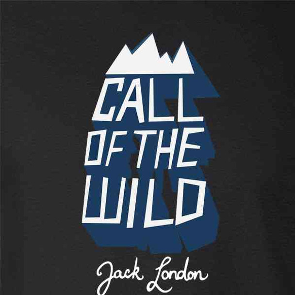 Call of the Wild Jack London Book Cover Art