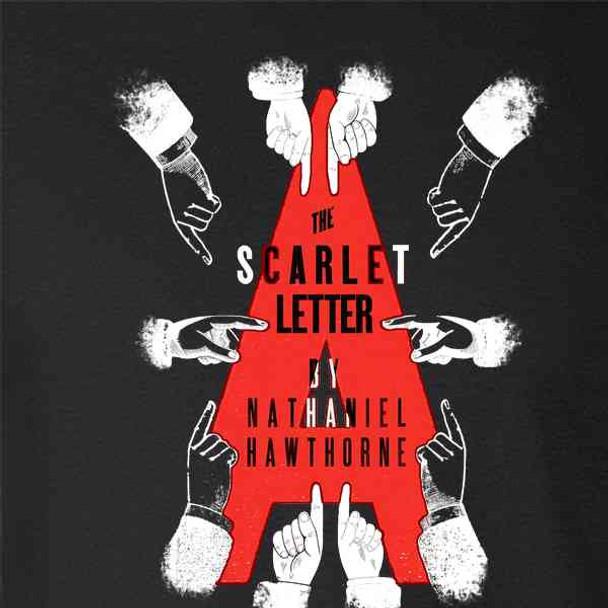 The Scarlet Letter Nathaniel Hawthorne Book Art