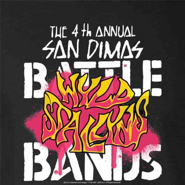Bill and Ted Wyld Stallyns Battle of the Bands
