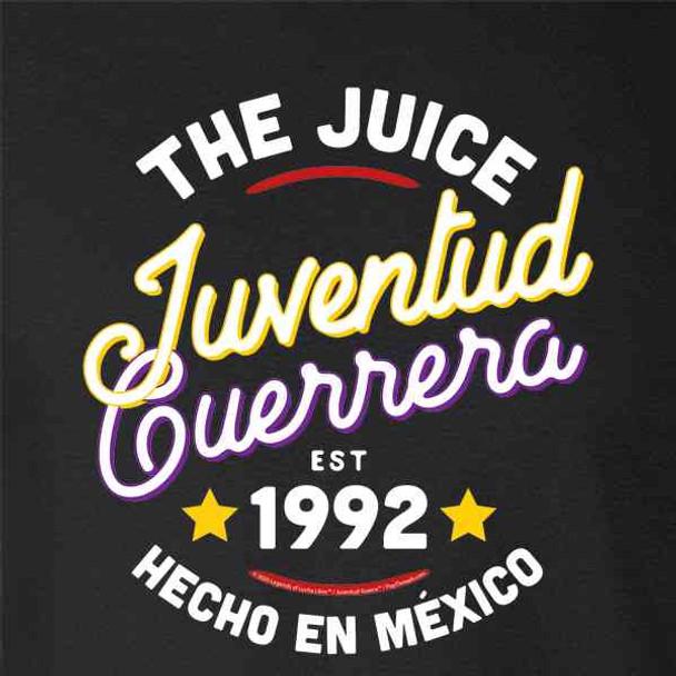 Juventud Guerrera The Juice Retro Lucha Libre