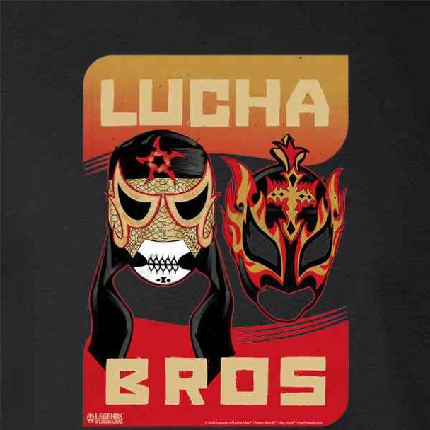 Lucha Bros Masks Penta Zero M Fenix Lucha Libre