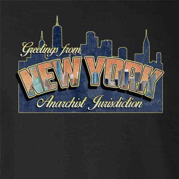 New York City Anarchist Juristiction Funny