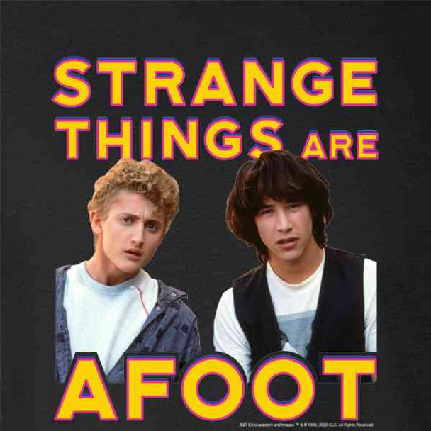 Bill and Ted Strange Things Are Afoot Funny Movie