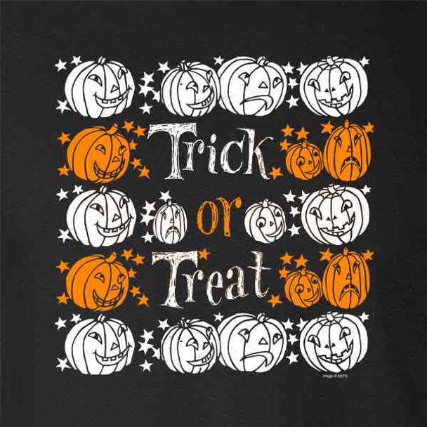 Trick or Treat Pumpkin Patch Halloween Costume